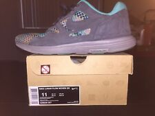 Nike Lunar Flow Woven QS Anthracite Size 11