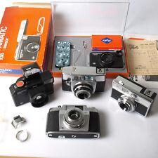 Agfa Silette, Optima, Agfamatic LOT of 5 cameras *READ & LOOK*