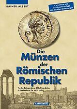 Die Münzen der römischen Republik Katalog Übersicht Battenberg Preisliste Buch