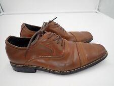 Big Boys Stacy Adams Bingham Cap Toe Oxford shoes, Boys size 4.5 M