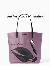 Kate Spade New York swan around bon shopper NWT MSRP $159
