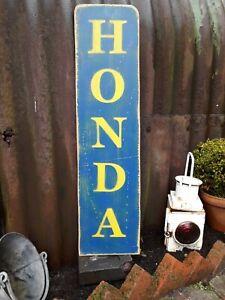 HONDA SIGN NORTON BSA ARIEL VINCENT AJS RUDGE MOTORCYCLE DUCATI YAMAHA CB CBR