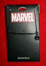 Marvel Deadpool Katana Necklace