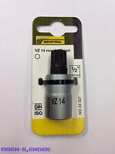 PROXXON 1/2''Vielzahn-Einsatz VZ 14, 55 mm lang No 23327