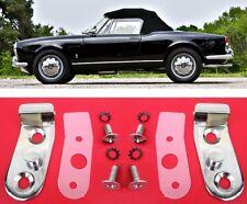 Riscontri porta Alfa Romeo Giulietta e Giulia Spider Ferrari - Pair door catches