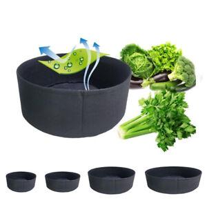 50-127cm fabric home garden vegetable fruit plants Grow Bags pot for plants pot