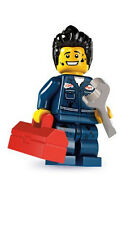 LEGO Minifigures / Minifiguras 8827 - SERIES 6 - Mechanic (NEW)