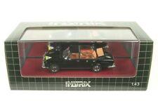 Mercedes-Benz 300SEL Landaulette open Vatican City black 1967 - 1:43 Matrix