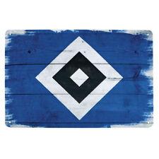 "HSV Blechschild ""Raute"" Hamburger SV"