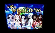 Miss World '96 JAMMA ARCADE PCB GAME