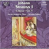 JOHANN STRAUSS I EDITION, VOL. 9 NEW CD
