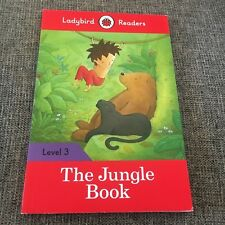 LIKE NEW. LADYBIRD READERS. LEVEL 3. THE JUNGLE BOOK.