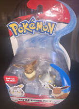 Pokemon Togedemaru & Eevee Battle Figure Pack New in Package