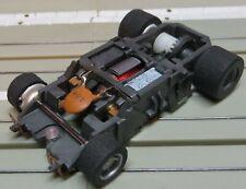 für H0 Slotcar Racing Modellbahn --   Tyco Motor + 2 neue Schleifer