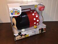 Minnie Mouse Stack N Display Disney Tsum tsum vinyl carrying case bonus figure
