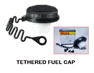 OEM Type Gas/Fuel Cap with Tether - OE Replacement Genuine Stant 10838T