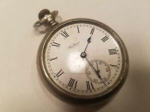Vintage Antique Waltham Pocket Watch