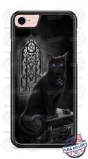 Halloween Scary Cat Witchcraft Phone Case Cover Fits iPhone Samsung Google etc