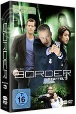 DVD - THE BORDER Die komplette dritte Staffel 3 SEASON THREE     Neuwertig