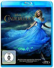 Disney Cinderella * Blu-ray (2015) Weihnachten Weihnachtsmärchen Aschenputtel