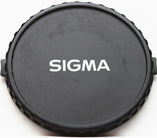 Sigma 77mm 77 mm Front Lens Cap Snap on Japan