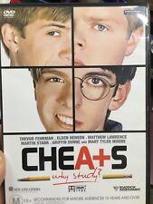 Cheats region 4 DVD (2002 teen comedy movie) rare