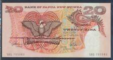 Papoea-Guinee Pick-Aantal: 10a ongecirculeerd 20 Kina Vogels (8345829
