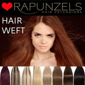 "16"" 20"" 24"" DIY weave/weft 100% human remy hair extensions, half head, full head"