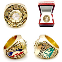 1979 Seattle SuperSonics Championship Ring NBA Champions Premium Size 8-13. Rare