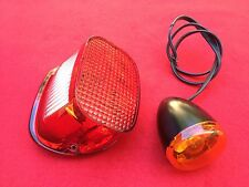 GENUINE 2012 HARLEY SPORTSTER XR1200X TURN SIGNAL & TAIL LIGHT SOFTAIL DYNA 883