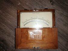 Temperatur Messgerät Pyrometer Thermometer antik Pyrowerk Wennigsen Deister