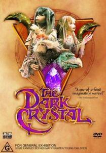 The Dark Crystal DVD BEST FANTASY ADVENTURE FILM Jim Henson BRAND NEW R4