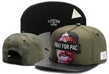 New Hip Hop Men's CAYLER Sons Cap adjustable Baseball Snapback Black hats 2#