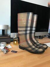 burberry wellington boots Size 37