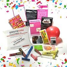 Lustiges Geburtstagsgeschenk für die Frau zum 18, 30, 40, 50,60...ERSTEhilfe Box