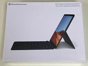 "RARE NEW Sealed Microsoft Surface Pro X 13"" 1876 3.0GHz SQ1 8GB RAM 256GB SSD"
