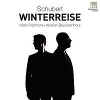 SCHUBERT Winterreise (2018) 24-track CD album NEW/SEALED Mark Padmore