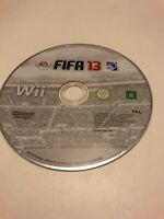 😍 jeu nintendo wii / wii u  loose cd seul pal fifa 13 football