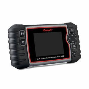 iCarsoft E660 ABS+SRS+SAS+EPB+OBD II Diagnostic Tool for Multi-brand vehicles