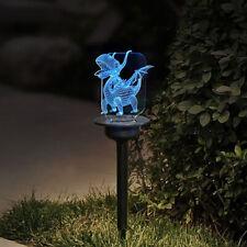 Solar Lawn Garden Acrylic Transparent Night Light Rainproof Ground Decoration