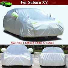 Full Car Cover Waterproof / Dustproof Car Cover for Subaru XV 2011-2021