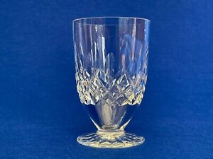 Vintage Waterford Lismore Juice Tumbler Glass - Cut Crystal -  More available!