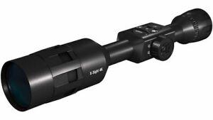 ATN X-Sight 4K PRO 5-20x Day - Night Smart Hunting Scope - Black - DGWSXS5204KP