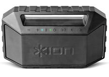 ION Escotado Impermeable Para Exteriores ALTAVOZ BLUETOOTH 20hr