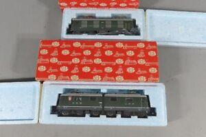 H 84692 Sammlung interessanter HAG Spur H0 Lokomotiven