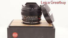 Leica Fisheye-Elmarit-R 16mm f/2.8 MF 3 Cam Lens #2907952