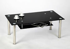 Stainless Steel Conservatory Modern Coffee Tables