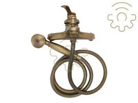 Easily Miscelatore rubinetto bronzato gruppo per vasca da bagno monocomando da m