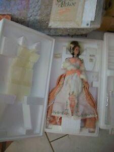 Orange Pekoe Barbie Victorian Tea Porcelain Col W/Shipper