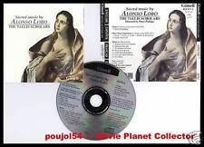 "LOBO ""Sacred Music"" (CD) The Tallis Scholars 1997"